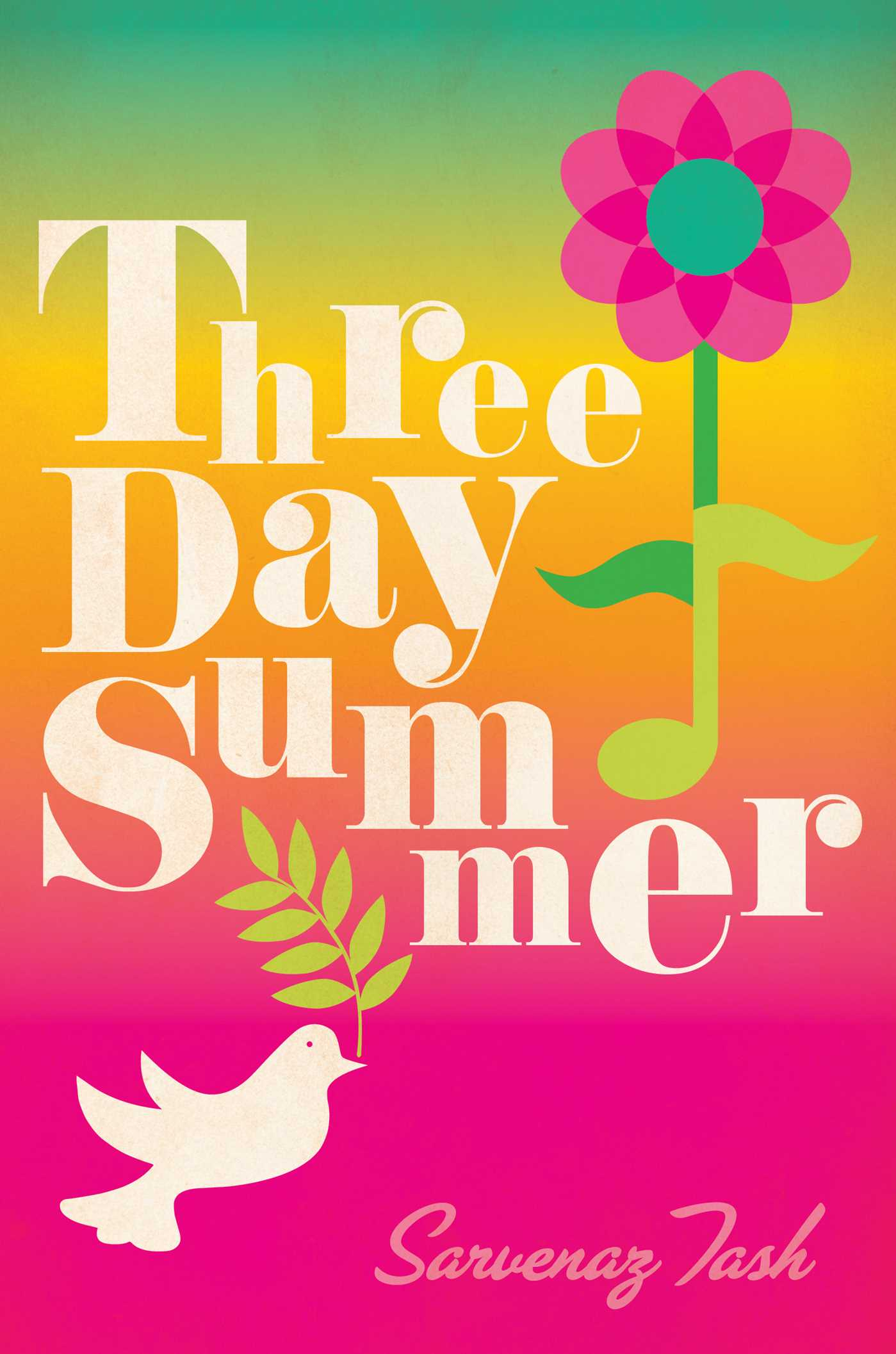 Three day summer 9781481439312 hr