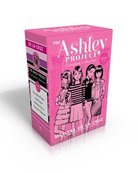 The Ashley Project Complete Collection Books 1-4