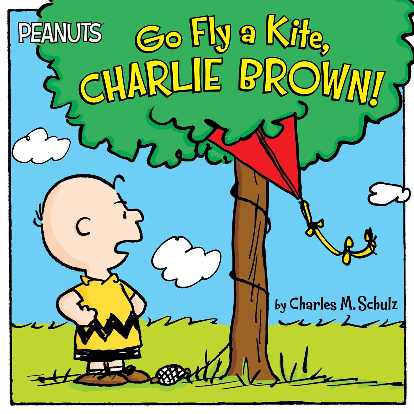 Go fly a kite charlie brown 9781481439558 hr