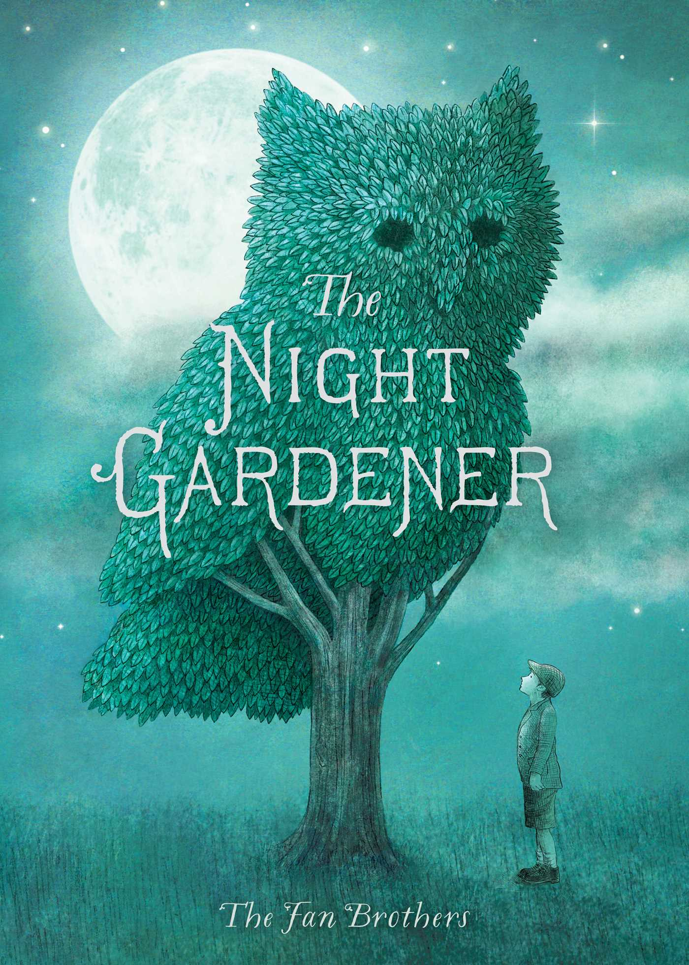The night gardener 9781481439787 hr