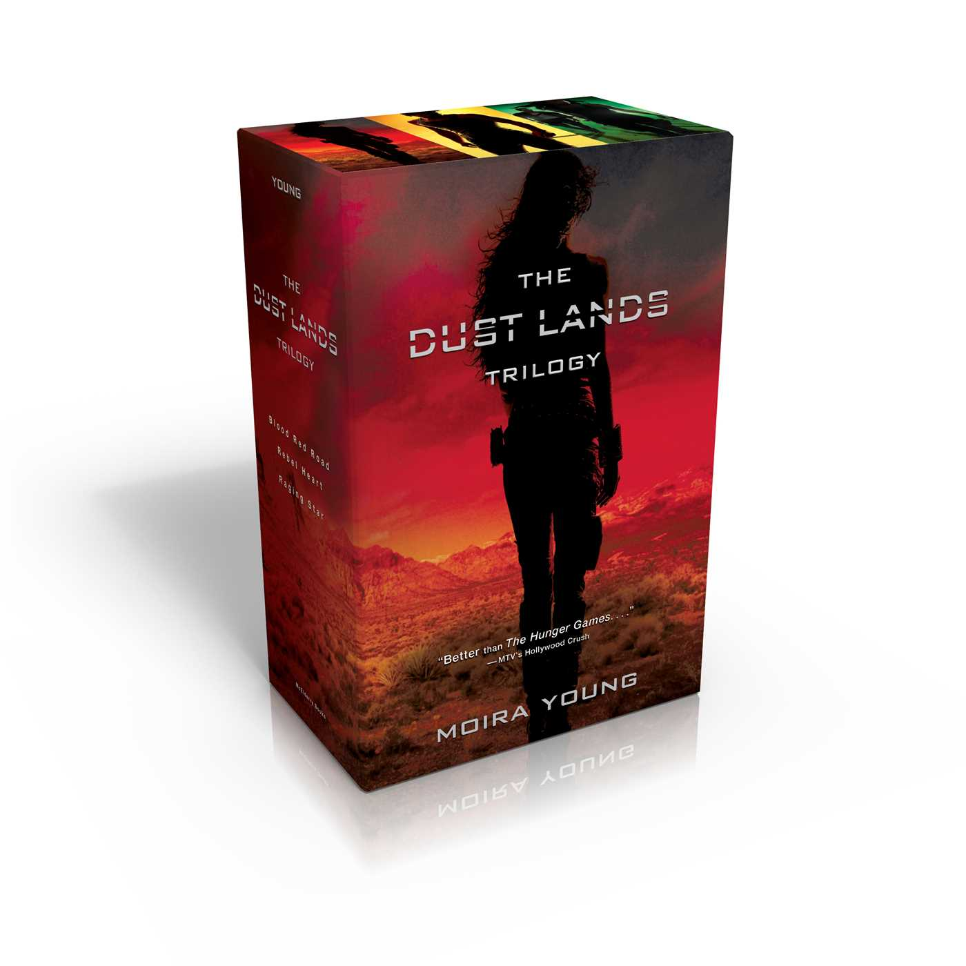 Dust lands trilogy 9781481440097 hr