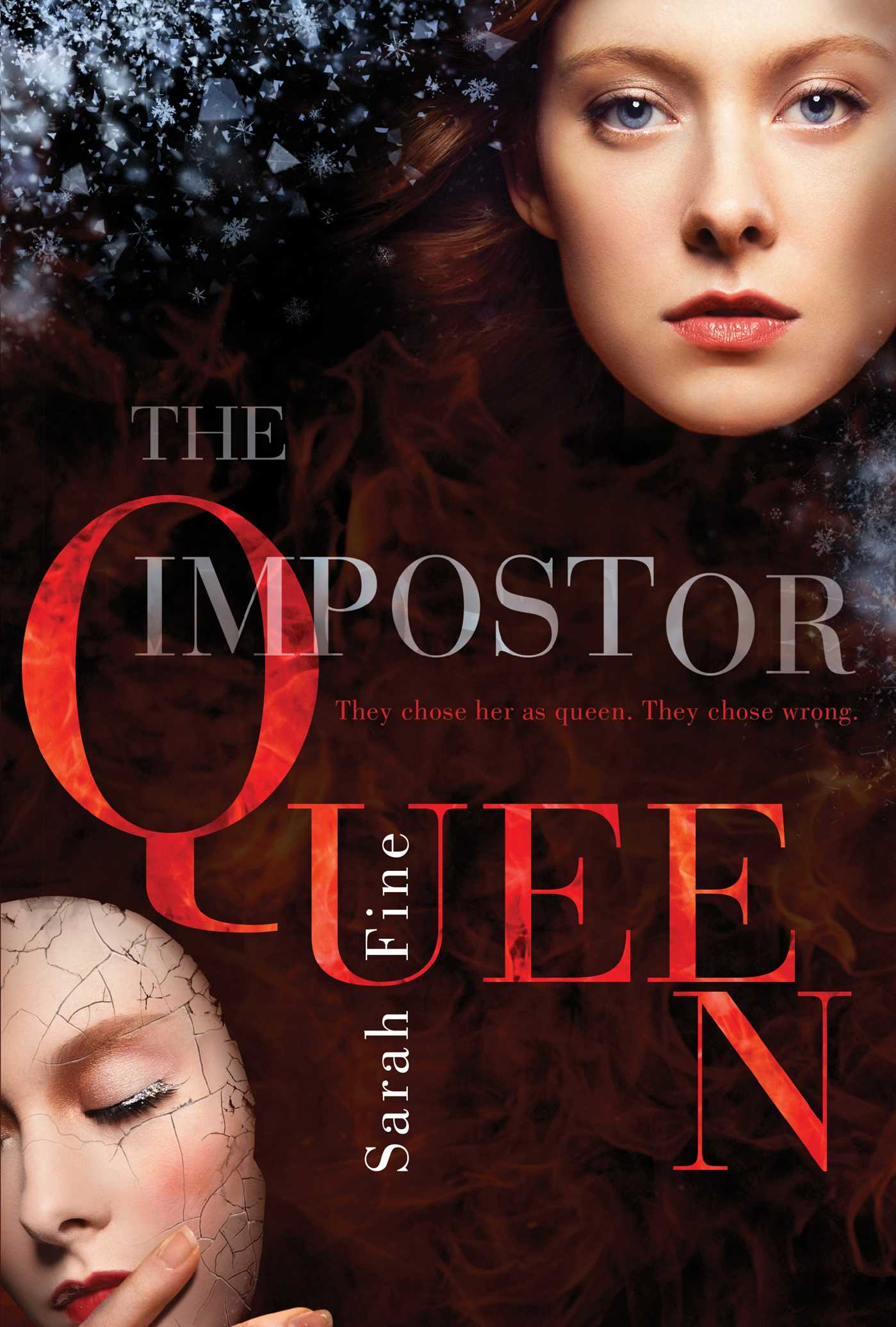 The impostor queen 9781481441919 hr