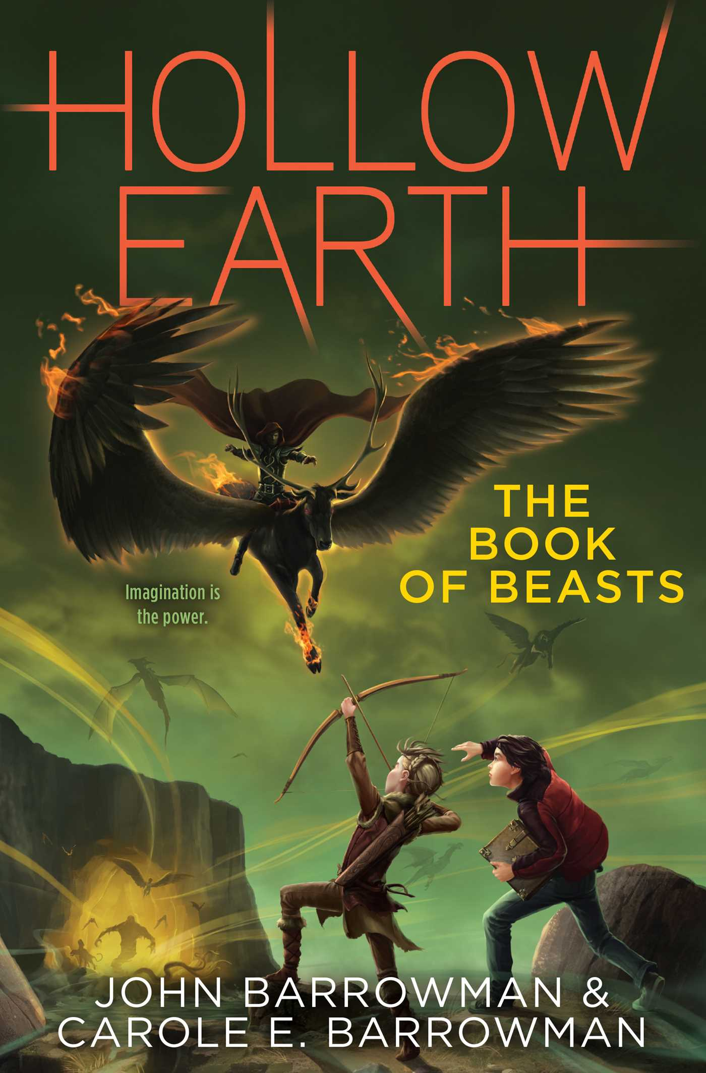 The book of beasts 9781481442312 hr