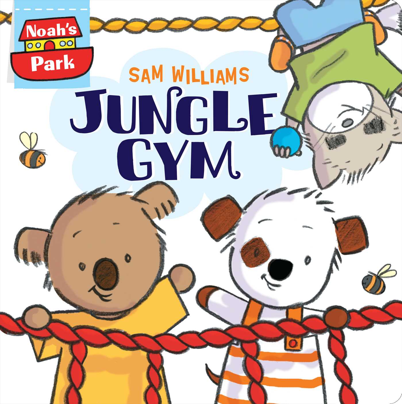 Jungle gym 9781481442619 hr