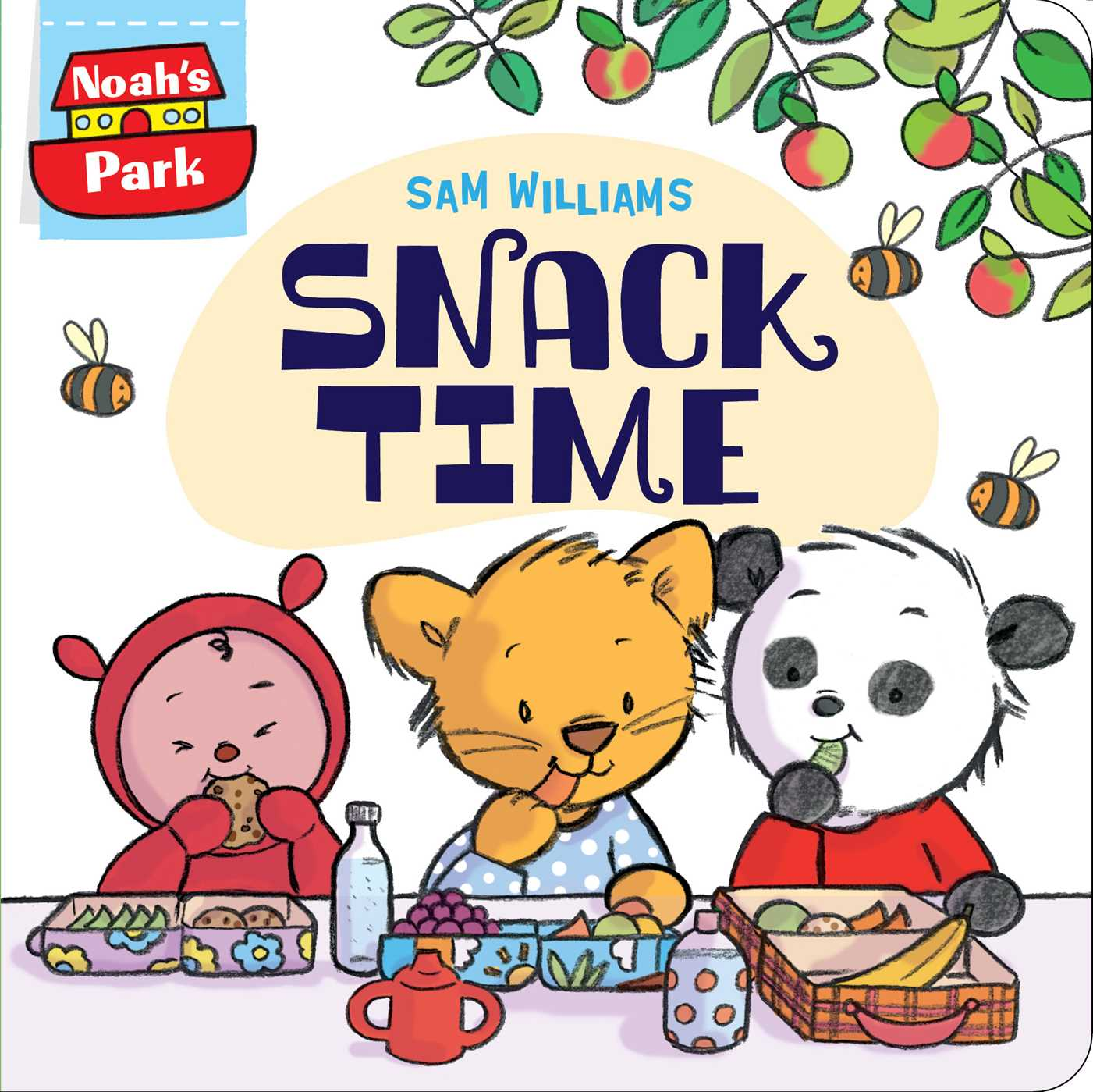 Snack time 9781481442633 hr