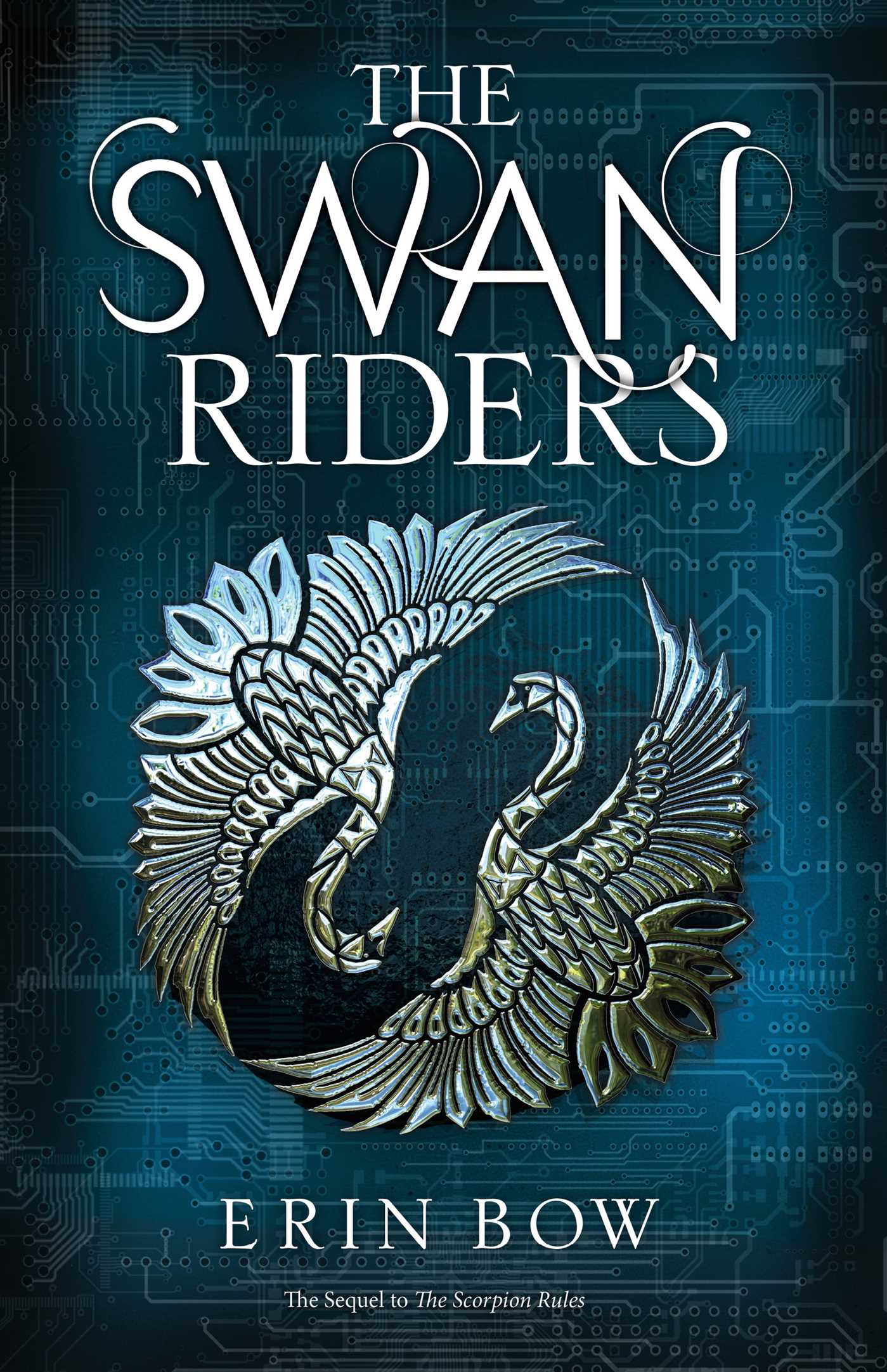 The swan riders 9781481442749 hr