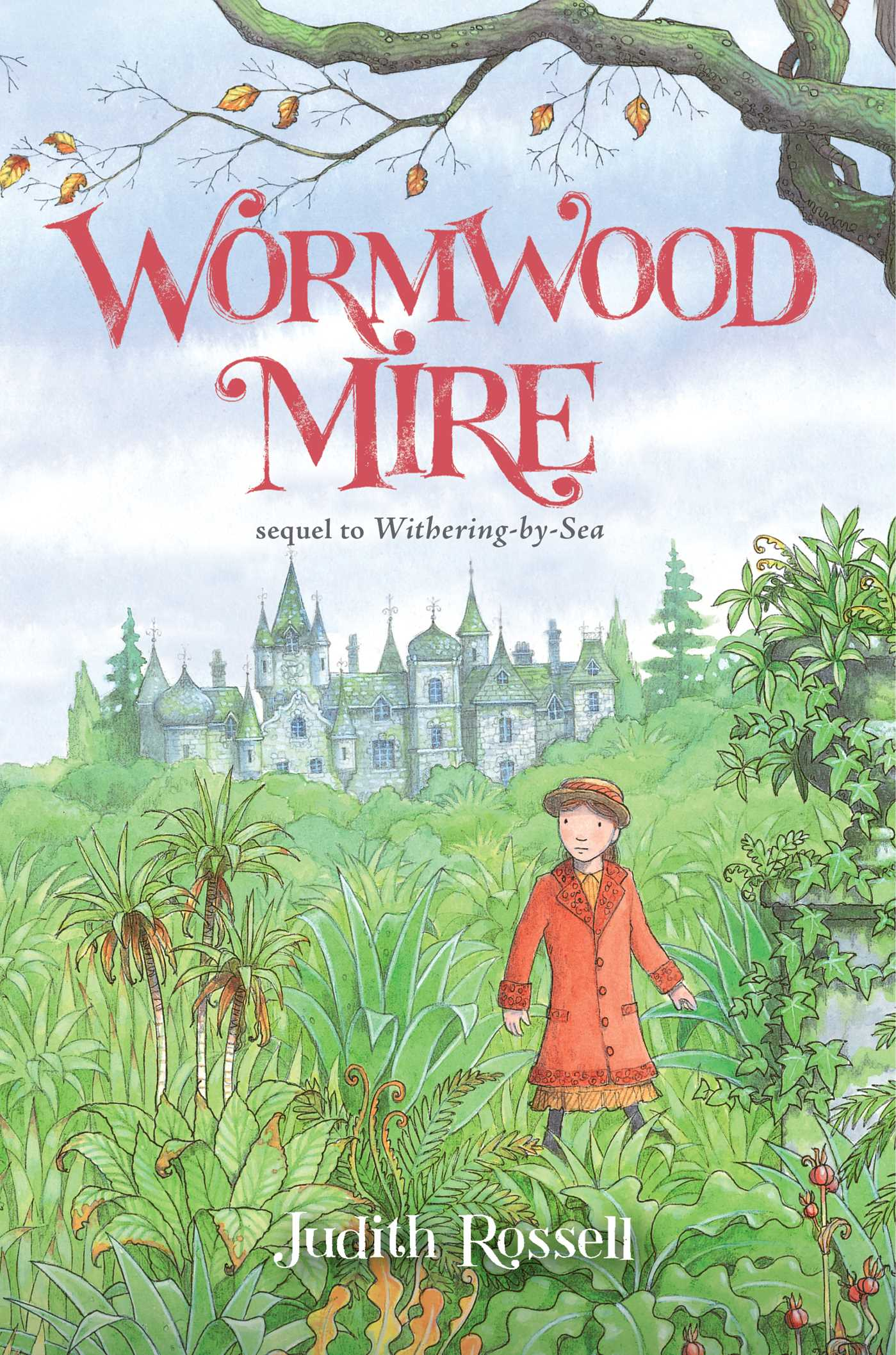 Wormwood mire 9781481443708 hr