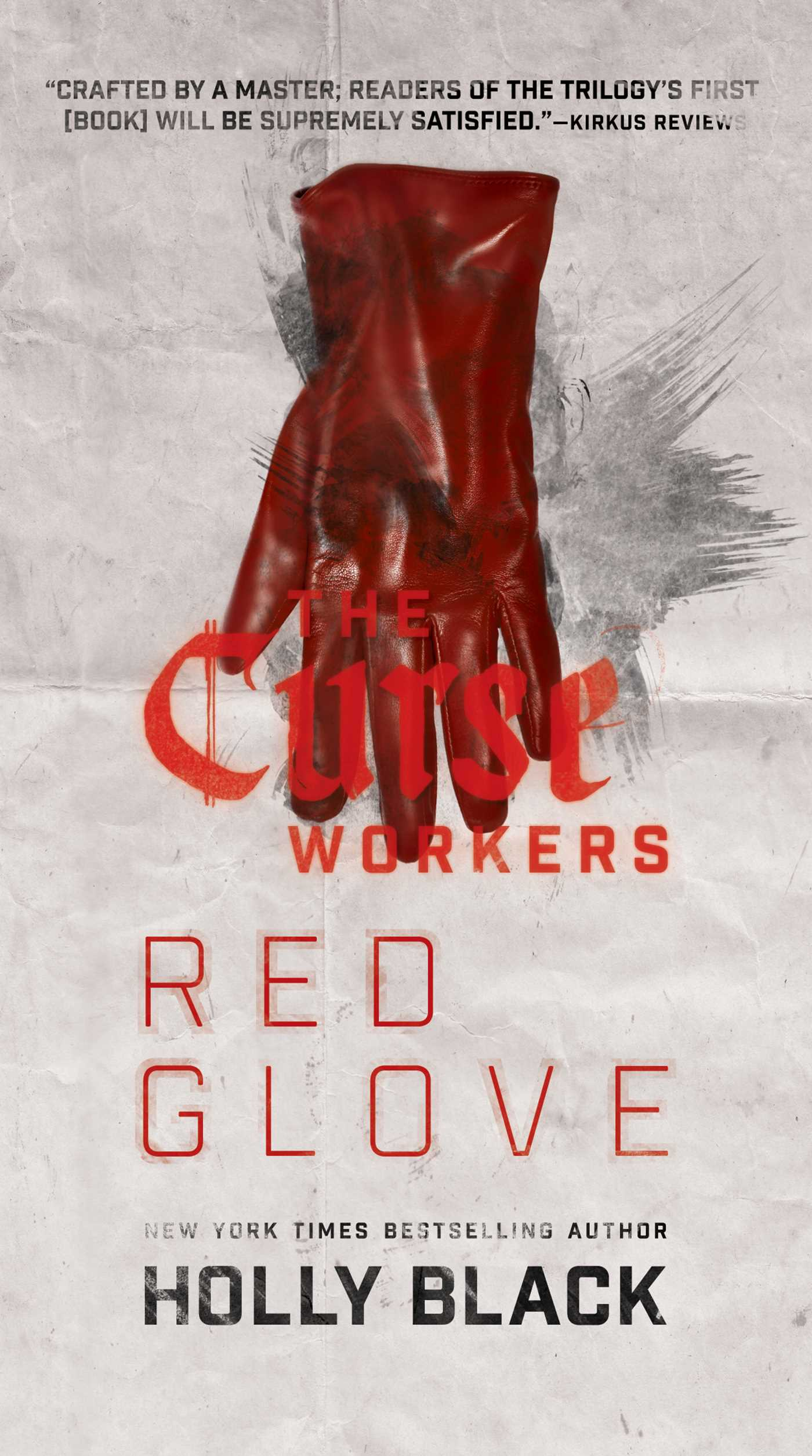 Red glove 9781481444545 hr