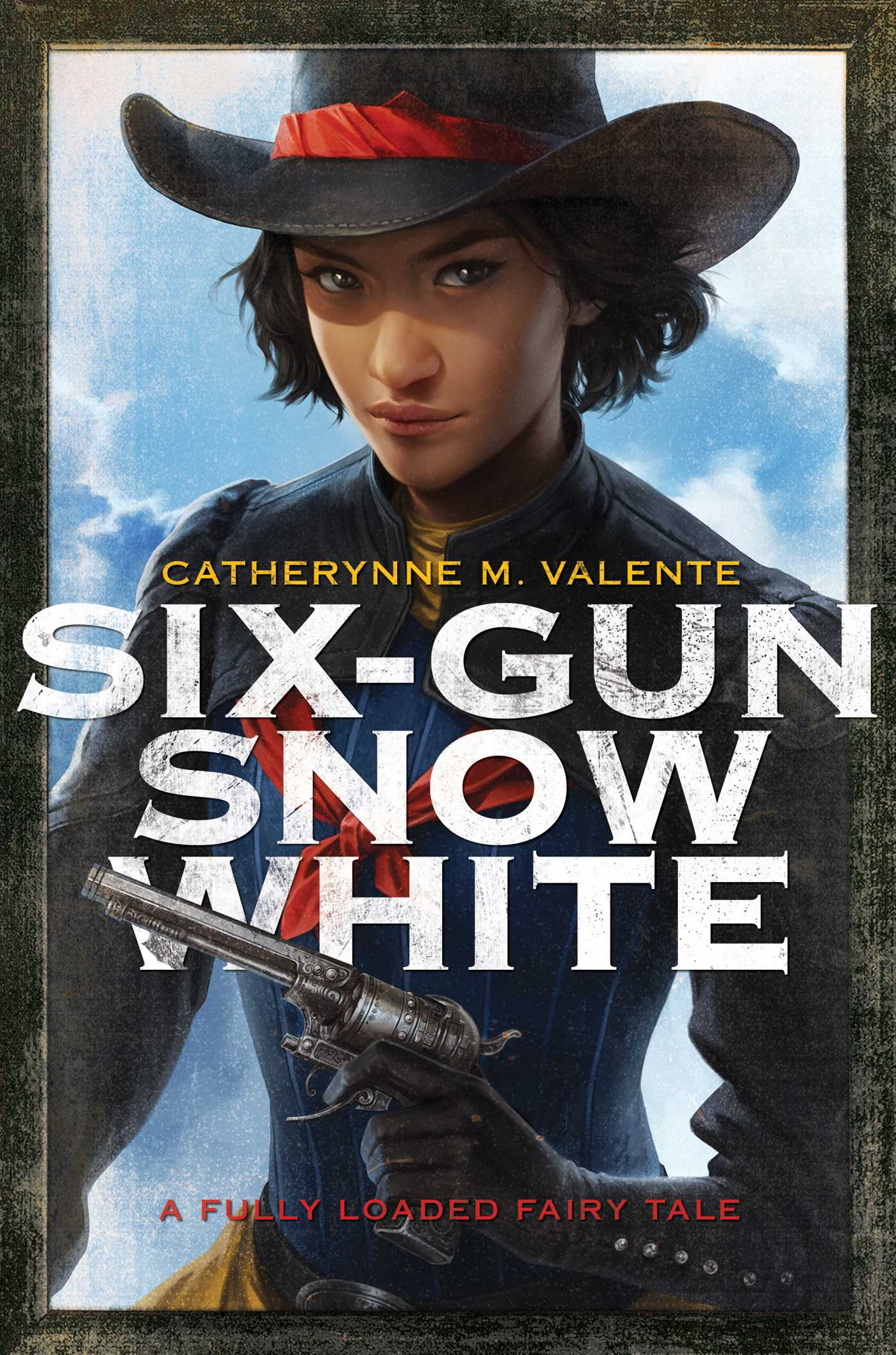 Six gun snow white 9781481444729 hr