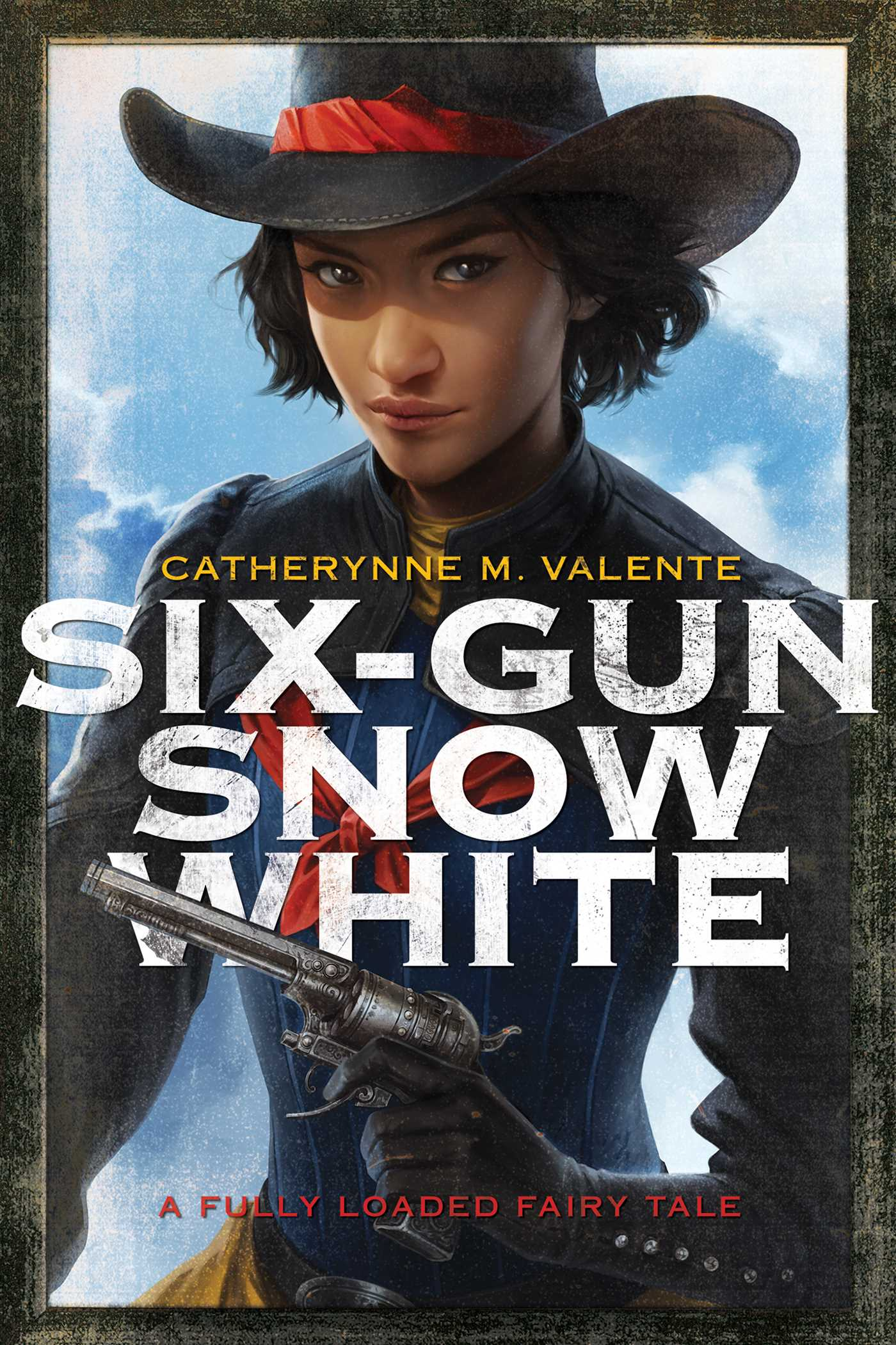 Six gun snow white 9781481444736 hr