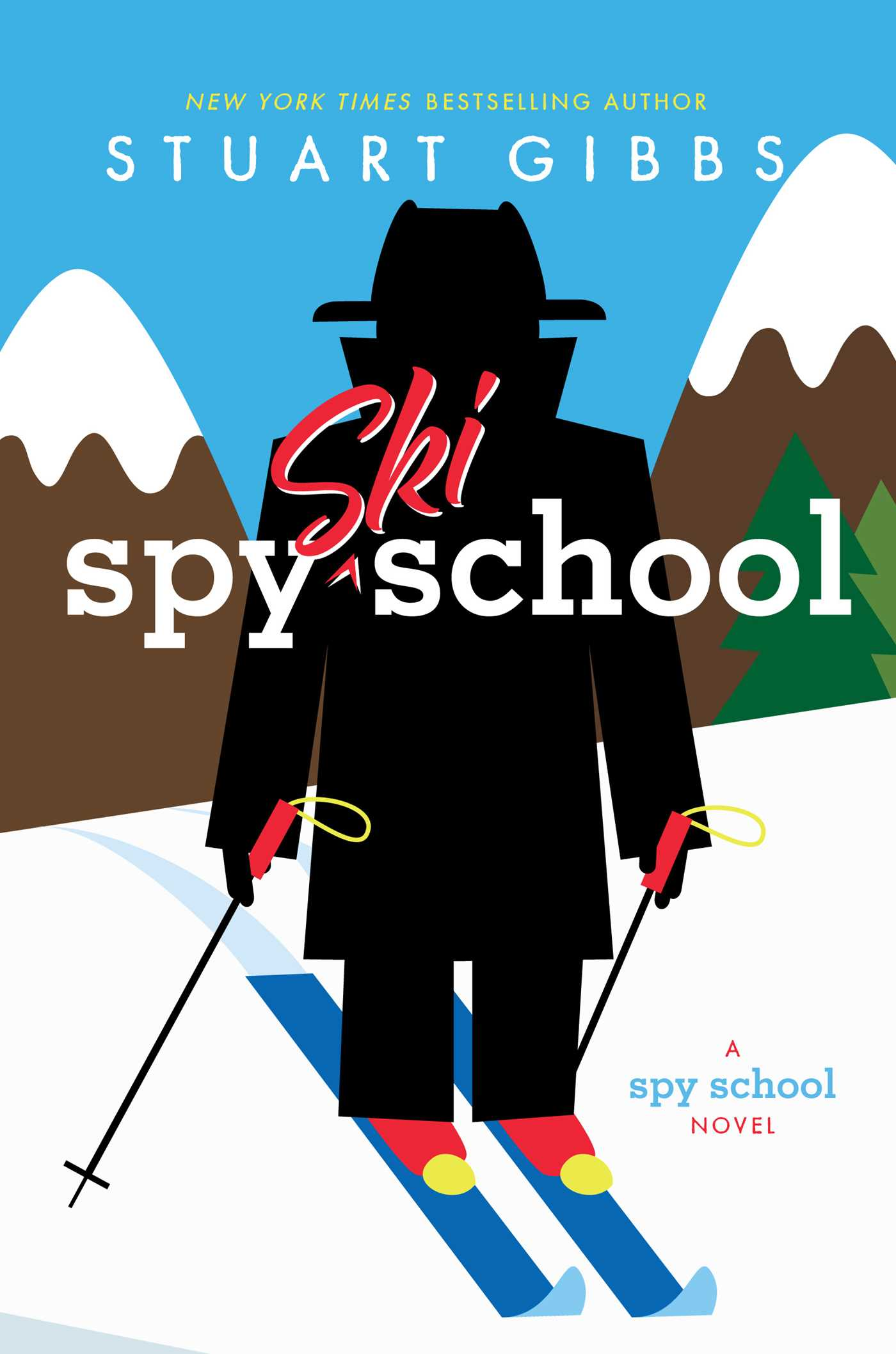 Spy ski school 9781481445627 hr