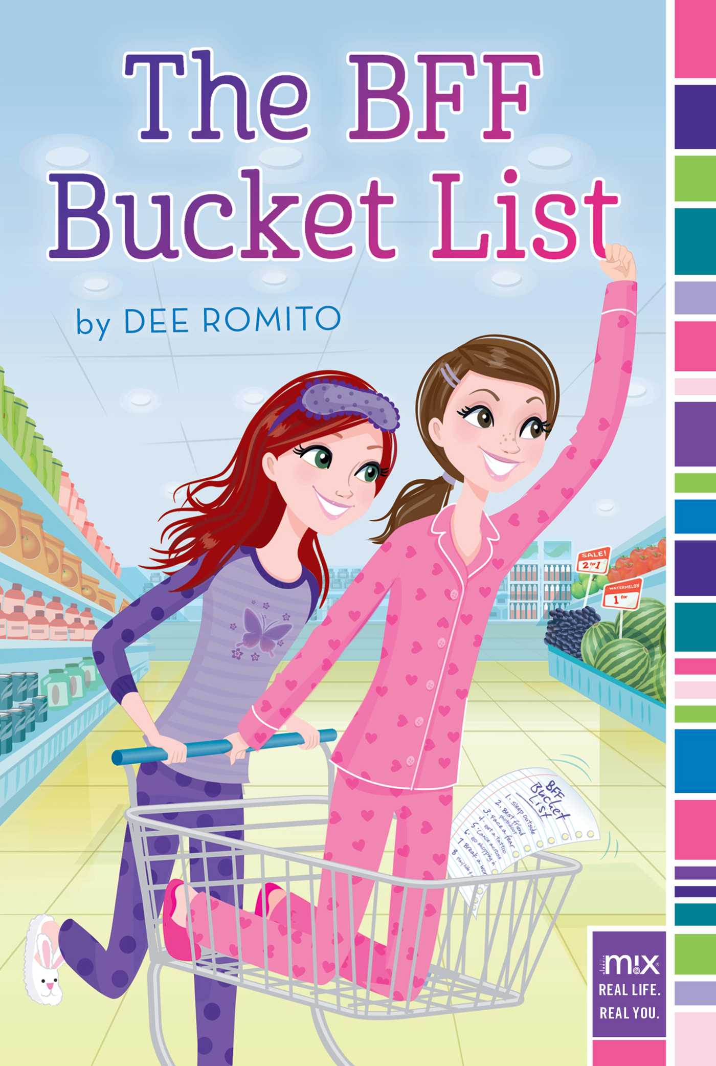 The bff bucket list 9781481446426 hr