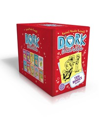 Dork Diaries Box Set (Ten Books Inside!)
