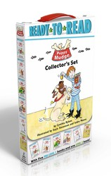 Puppy Mudge Collector's Set
