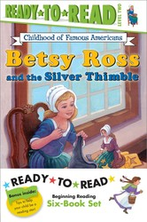 Childhood of Famous Americans Ready-to-Read Value Pack #2