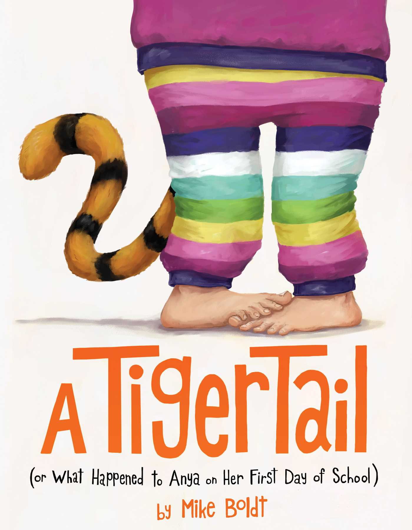 A tiger tail 9781481448857 hr