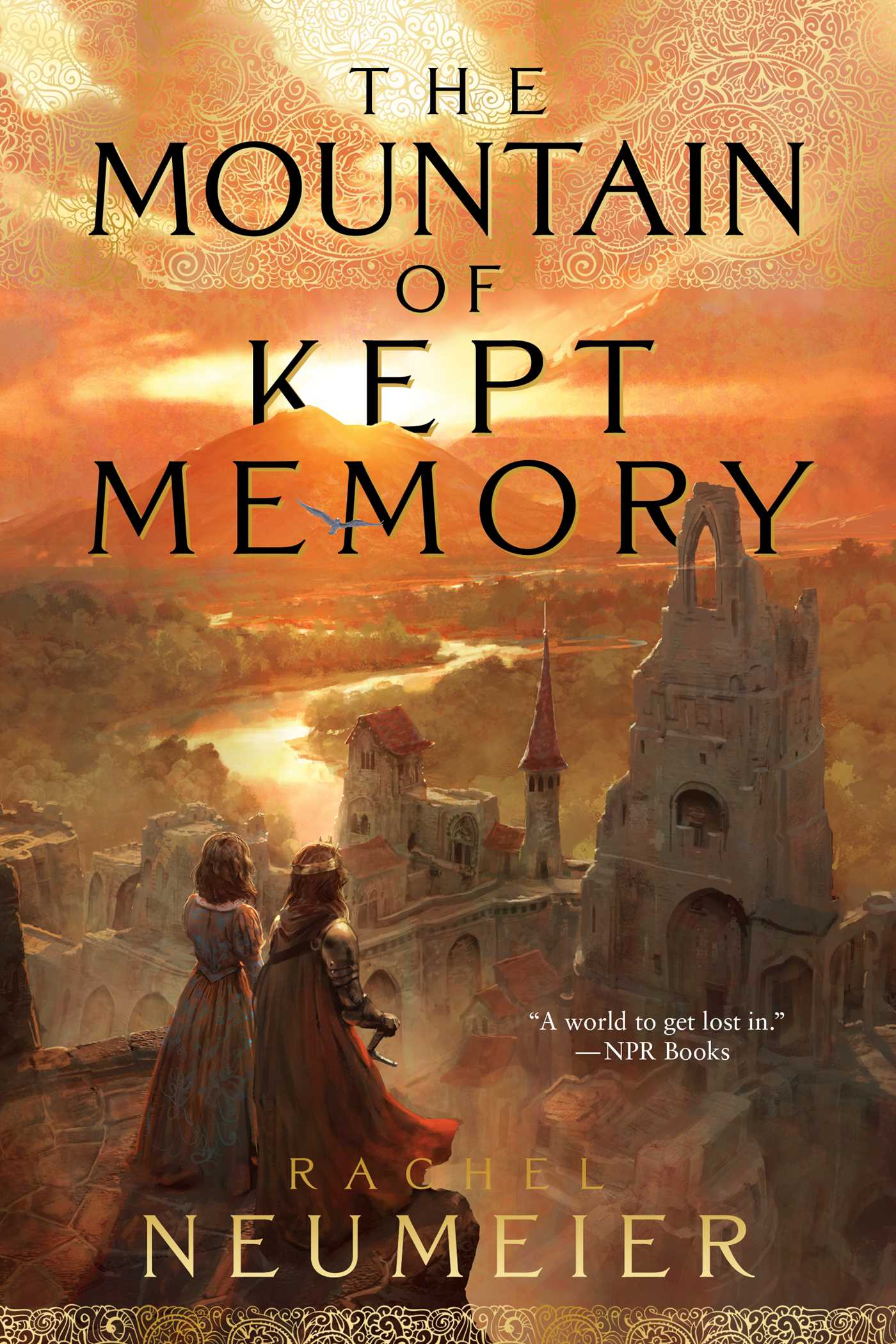 The mountain of kept memory 9781481448956 hr