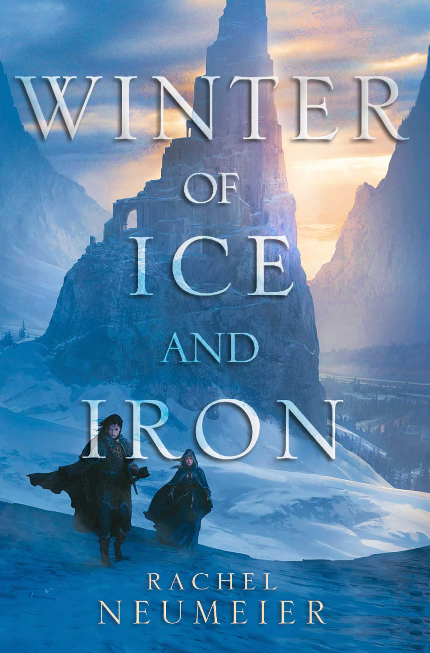 Winter of ice and iron 9781481448970 hr