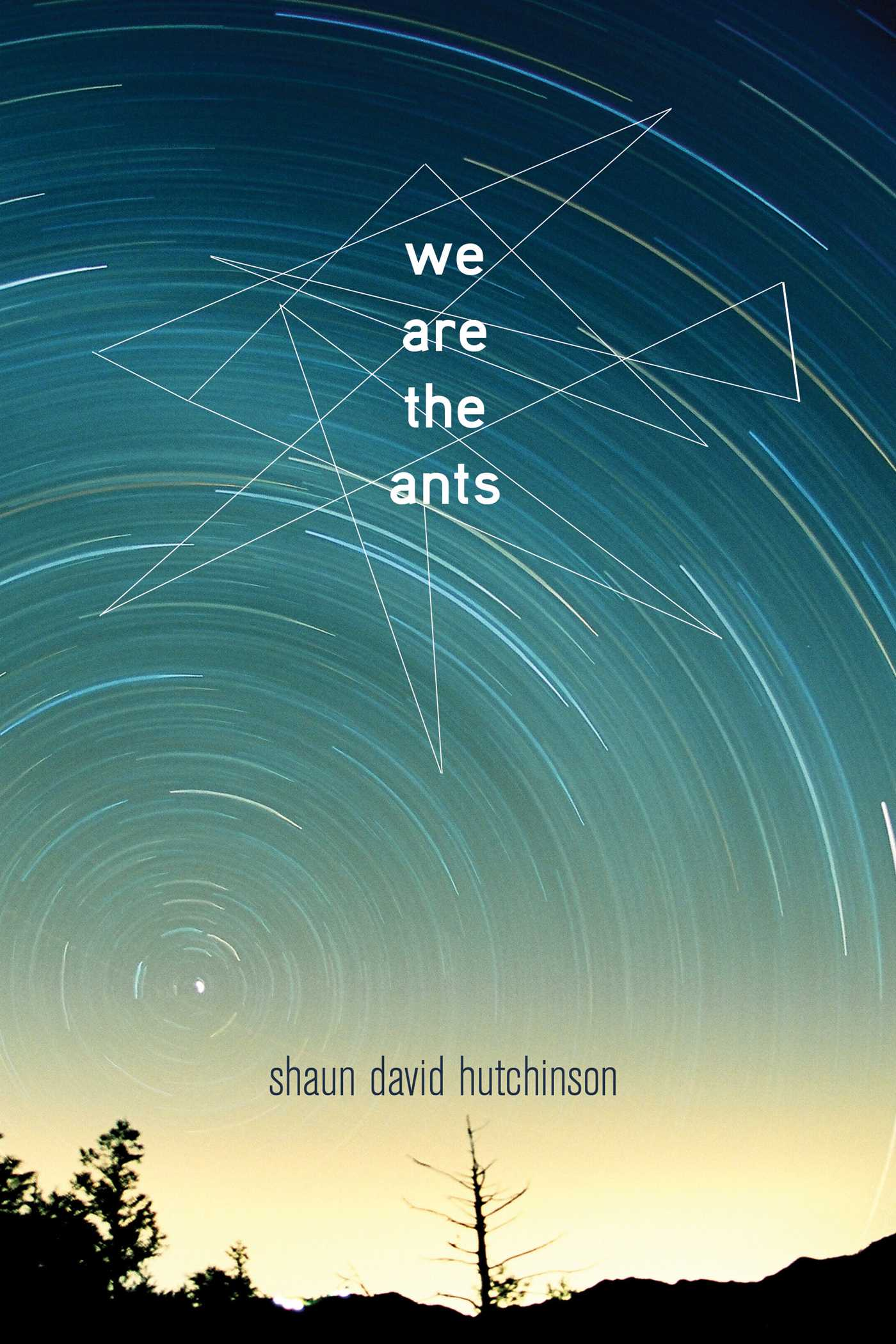 We are the ants 9781481449632 hr