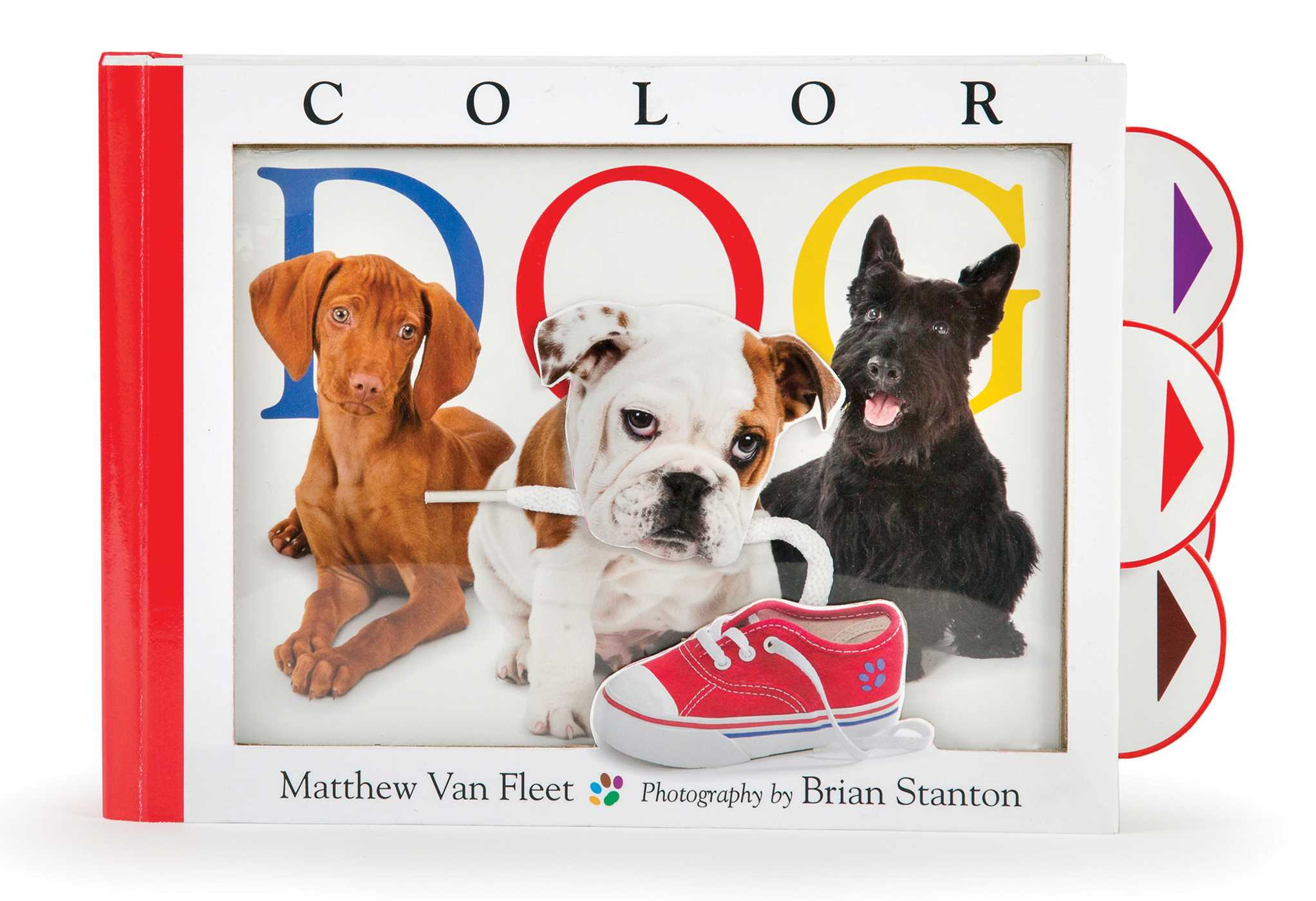 Color dog 9781481449861 hr