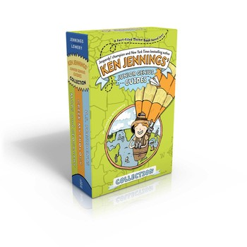 Ken Jennings' Junior Genius Guides Collection