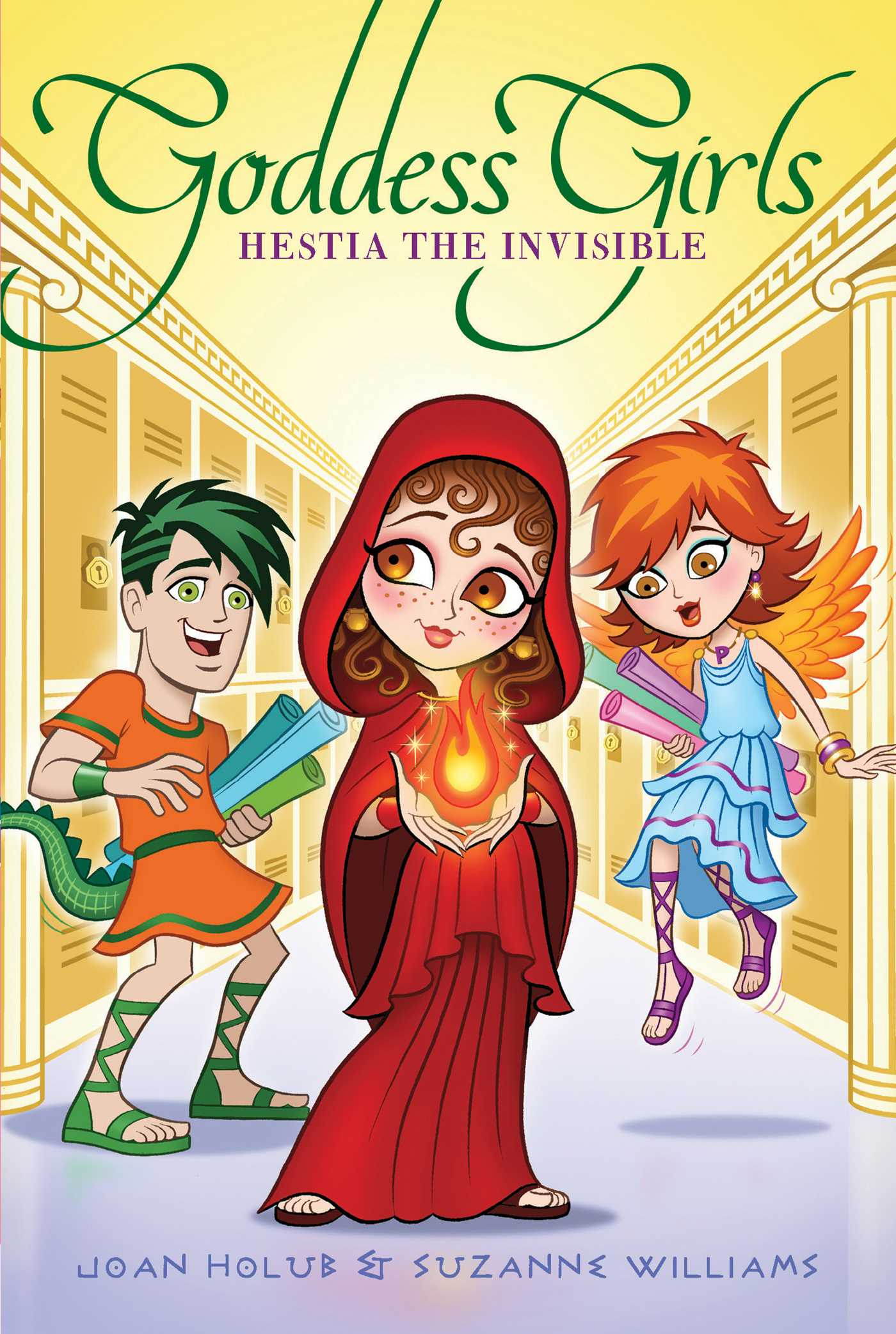 Hestia the invisible 9781481450003 hr