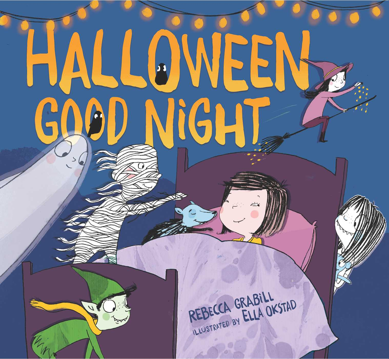 Book Cover Image (jpg): Halloween Good Night
