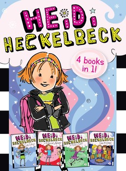 Heidi Heckelbeck 4 Books in 1!