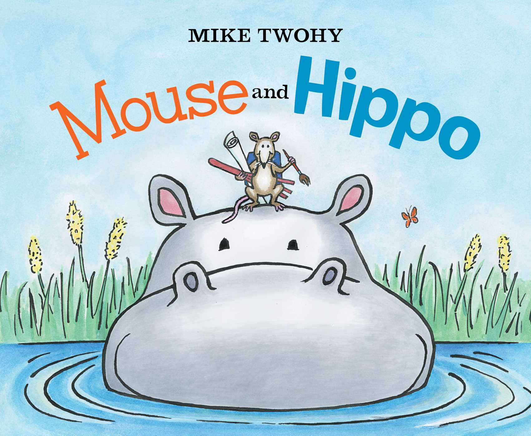 Mouse and hippo 9781481451246 hr