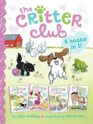 The Critter Club 4 Books in 1!
