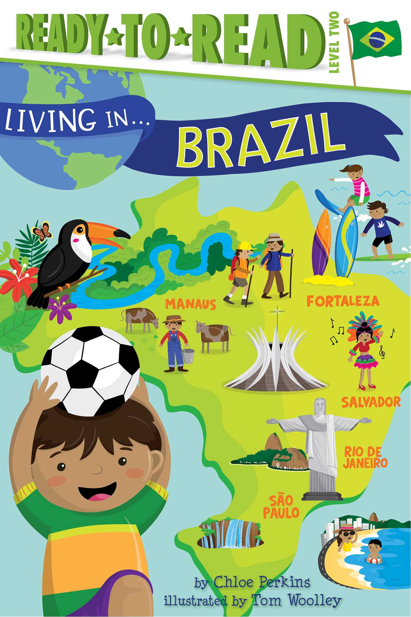 Living in brazil 9781481452038 hr