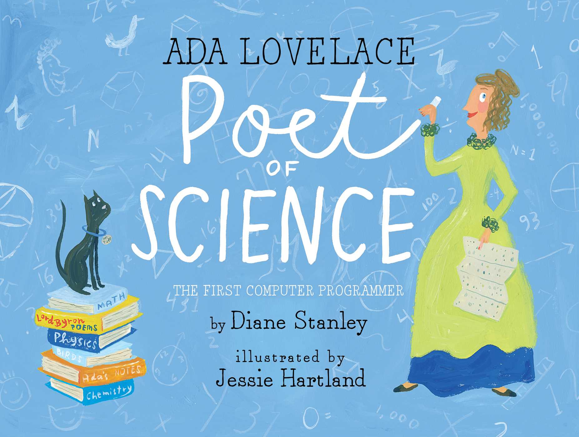 Ada lovelace poet of science 9781481452496 hr