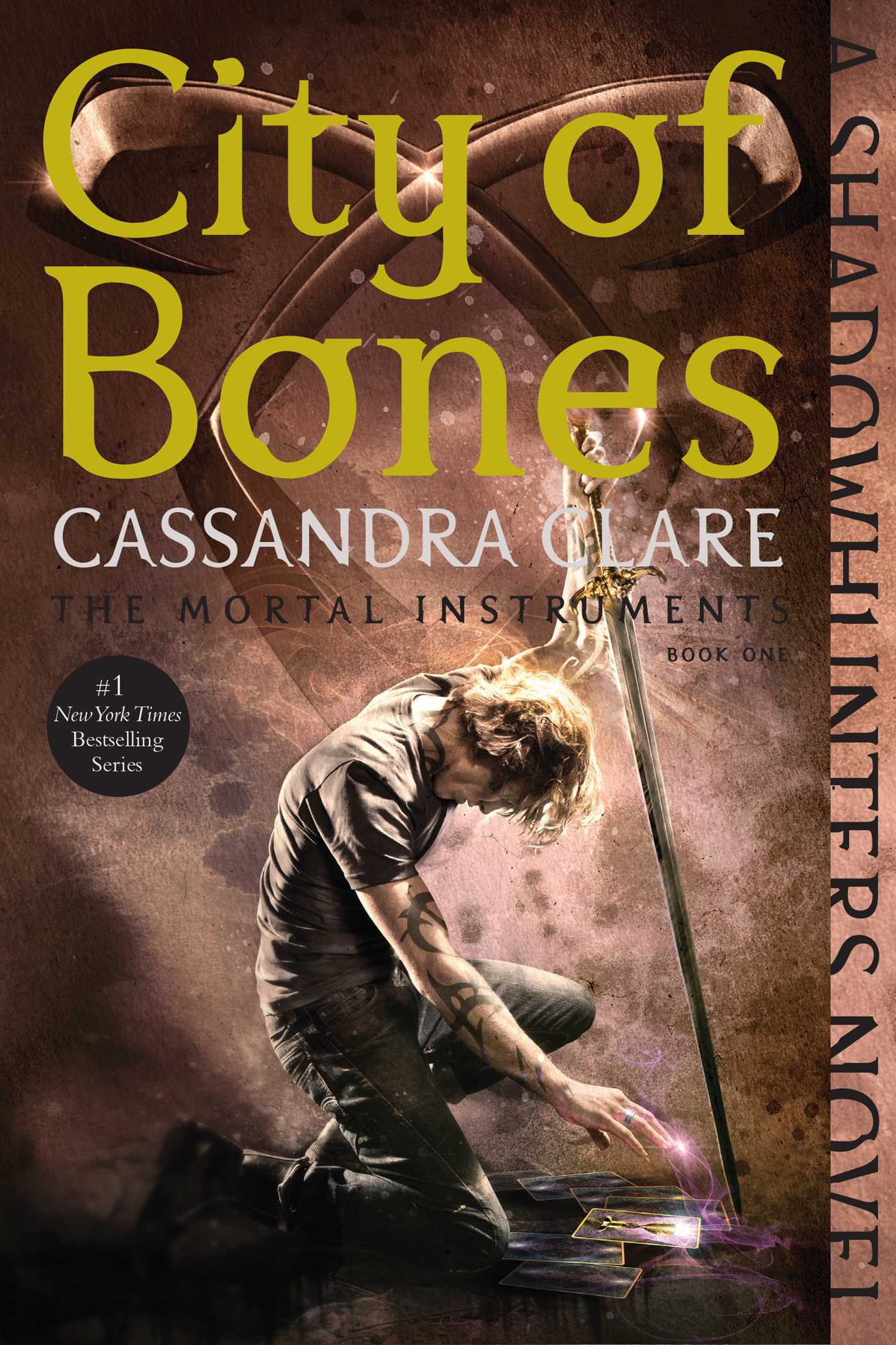 City of bones 9781481455923 hr