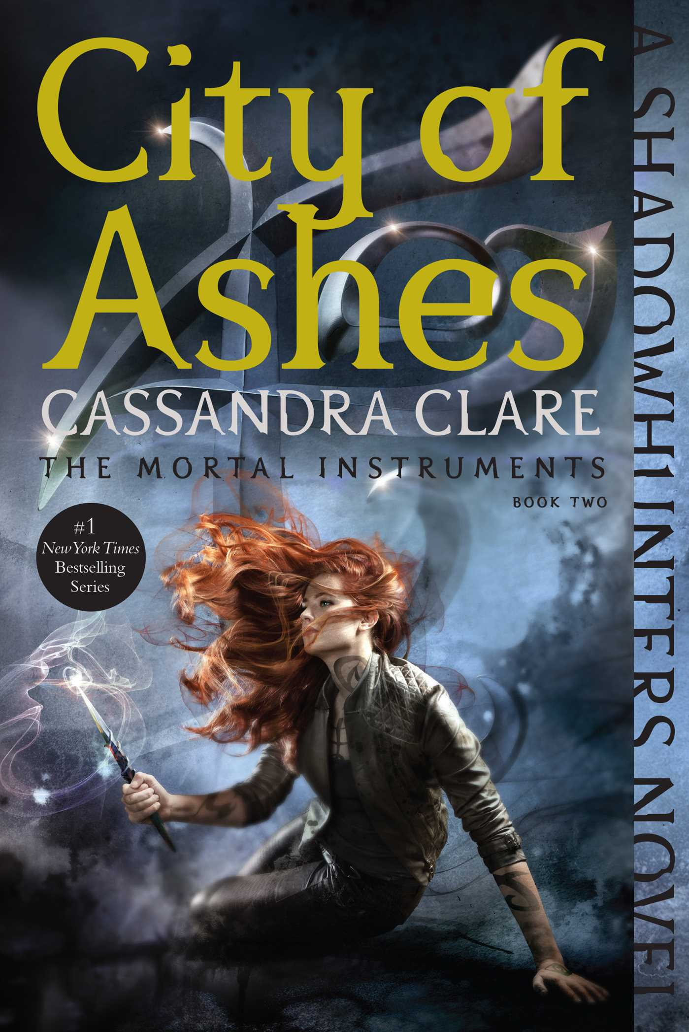 City of ashes 9781481455978 hr