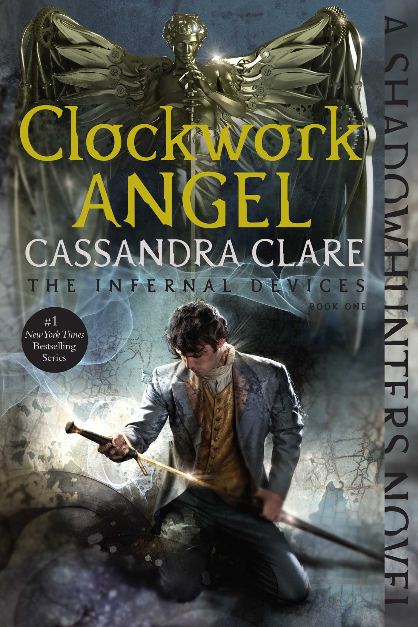 Clockwork angel 9781481456029 hr