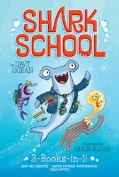 Shark School 3-Books-in-1!