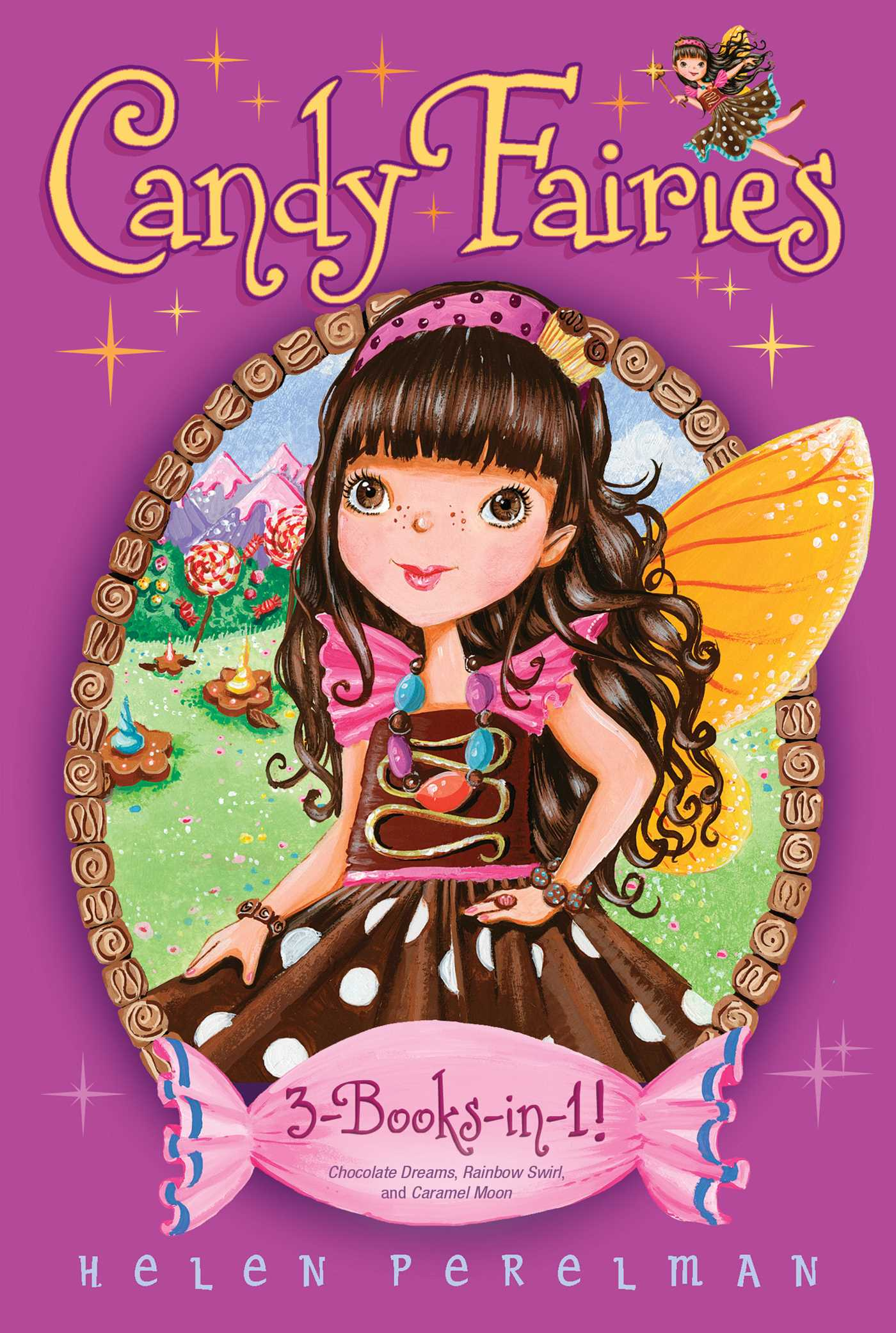 candy fairies 3 books in 1 book by helen perelman erica jane