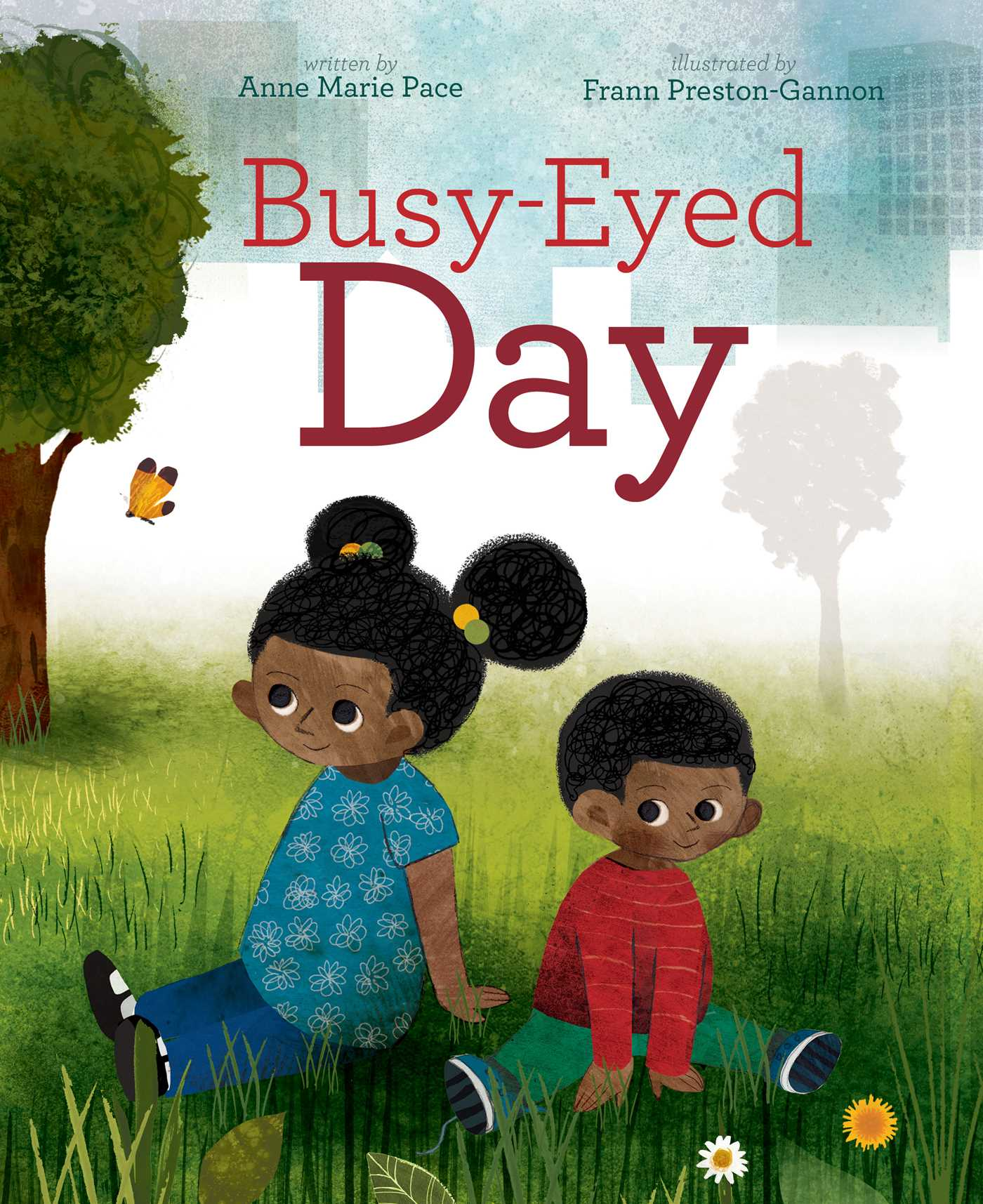 Busy eyed day 9781481459037 hr
