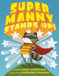 Super Manny Stands Up!