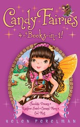 Candy Fairies 4-Books-in-1!