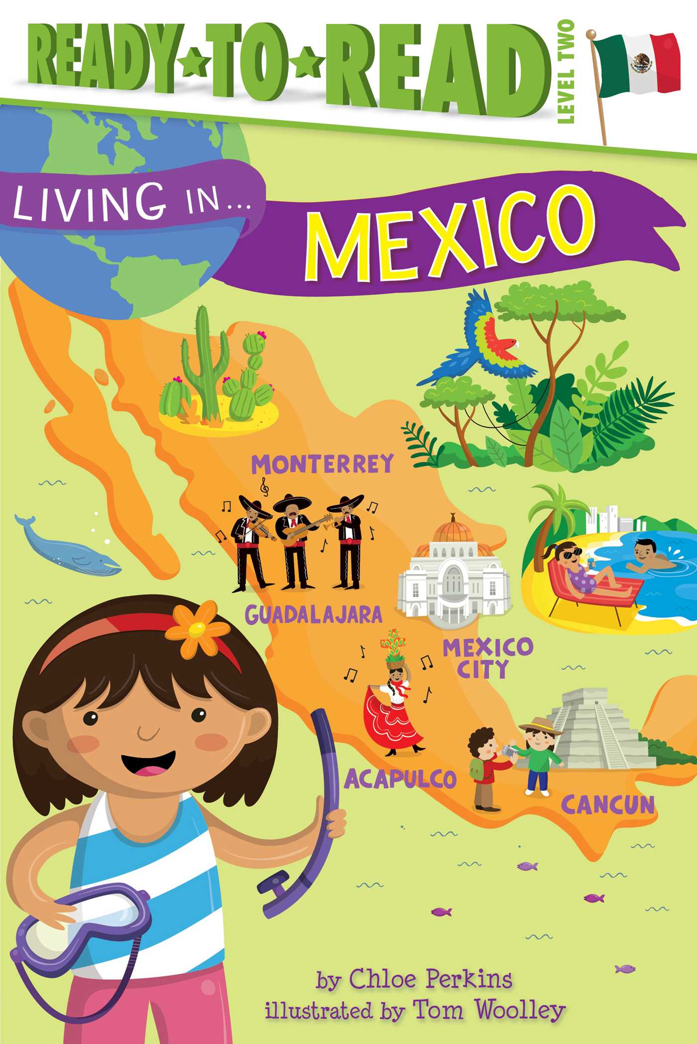 Living in mexico 9781481460507 hr
