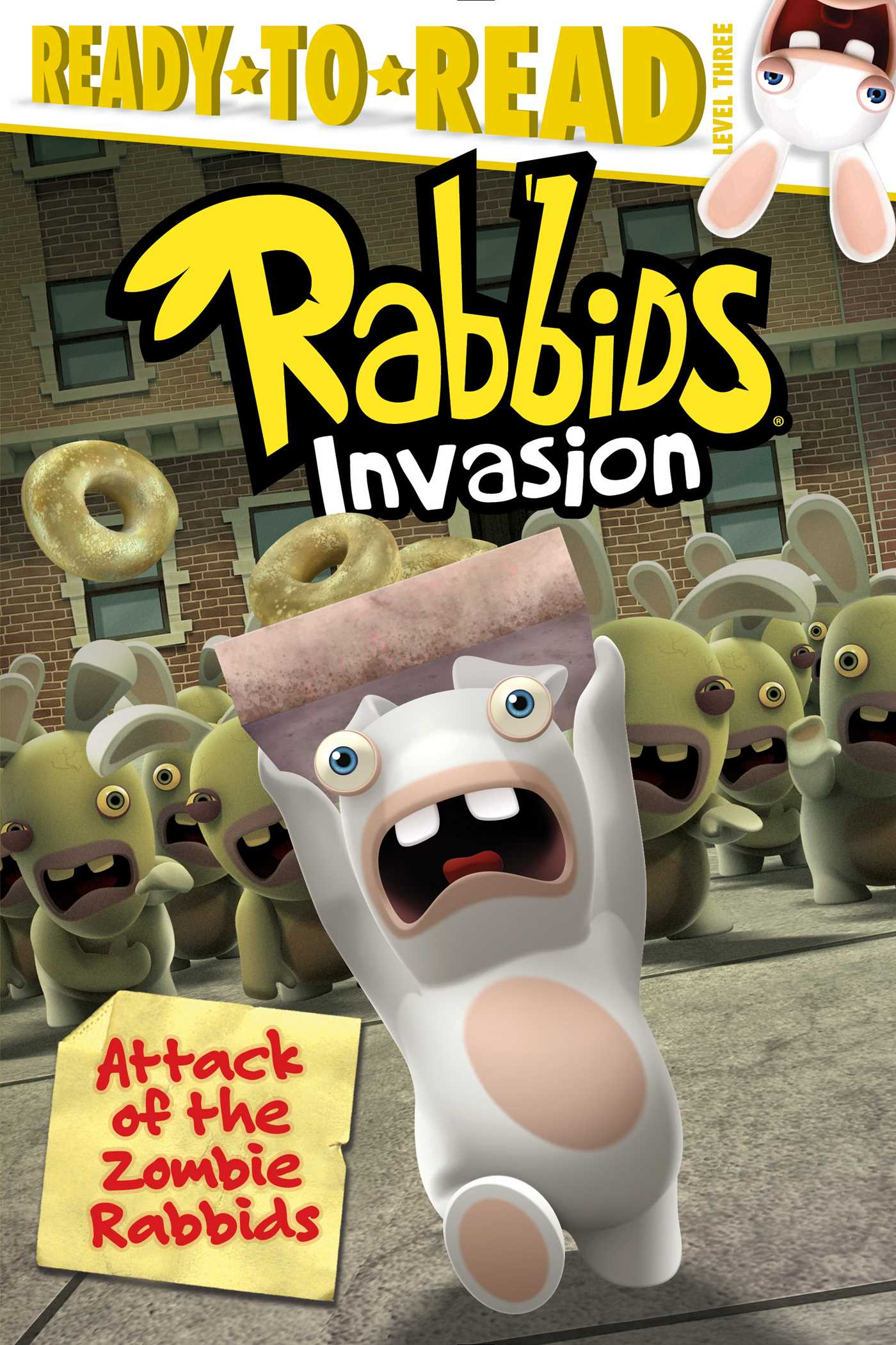 Attack of the zombie rabbids 9781481460668 hr