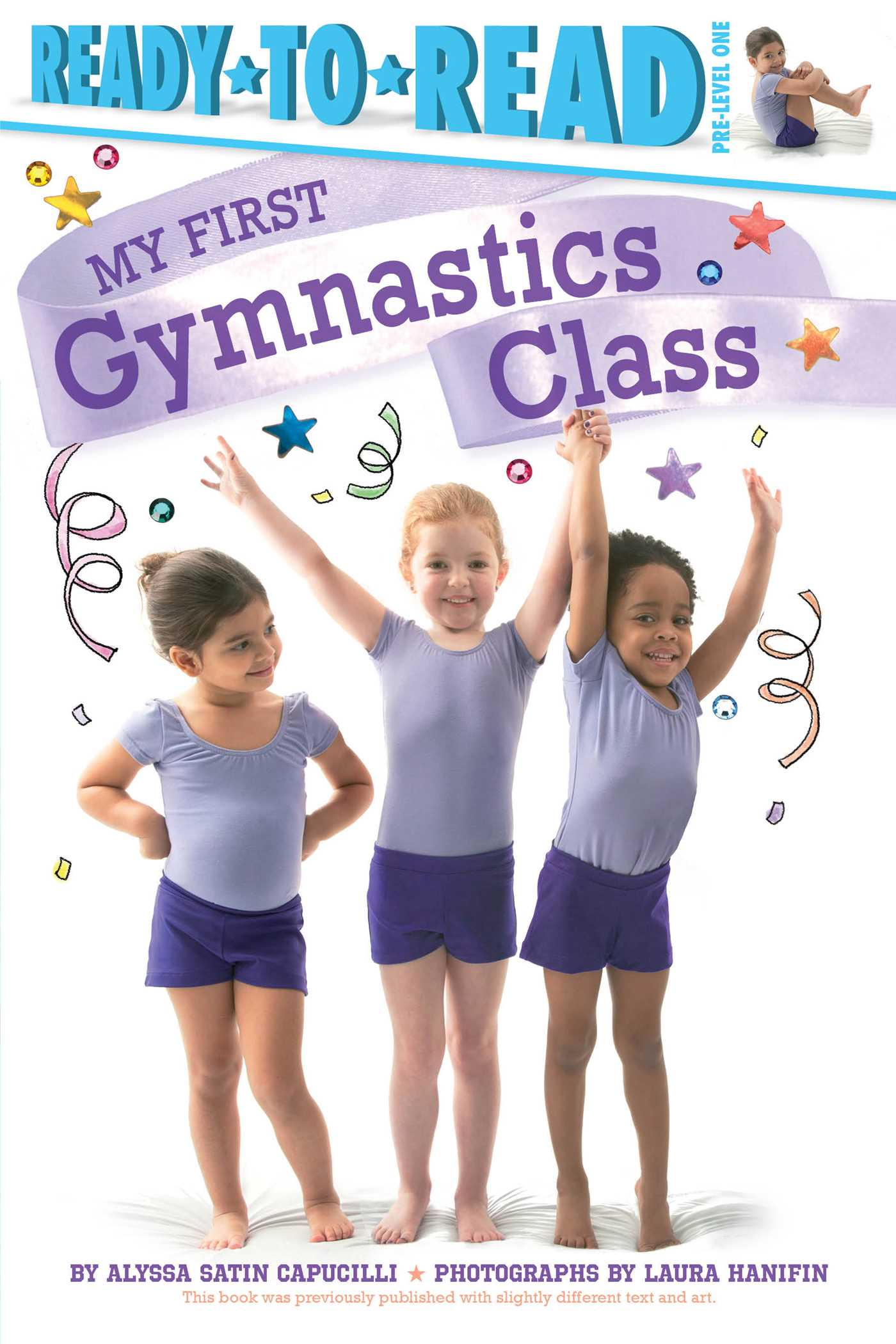 My first gymnastics class 9781481461870 hr