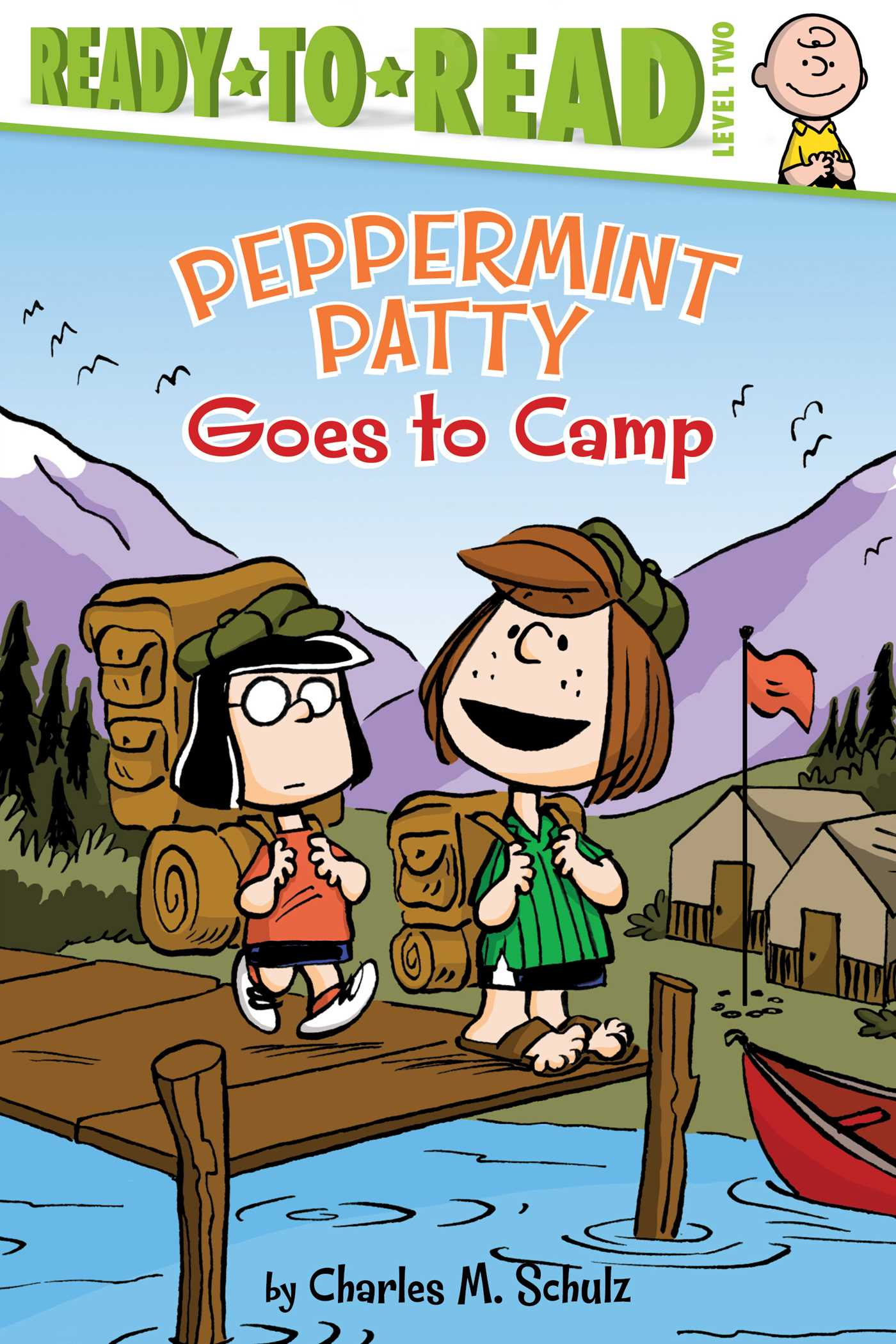Peppermint patty goes to camp 9781481462624 hr
