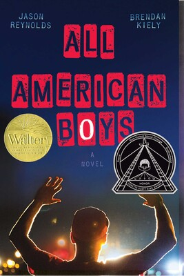 Image result for all american boys book cover