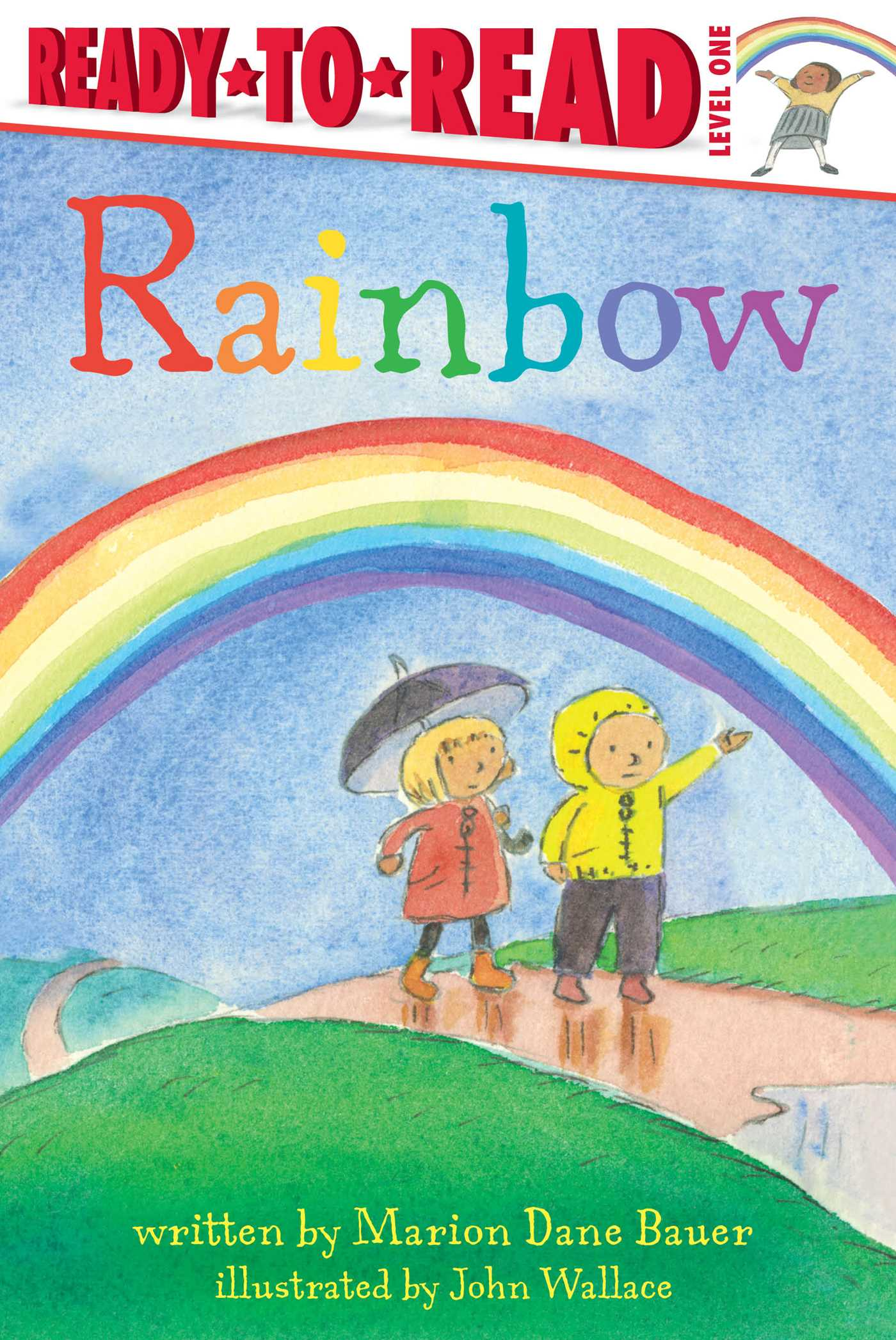 Rainbow Book Cover Material : Rainbow book by marion dane bauer john wallace