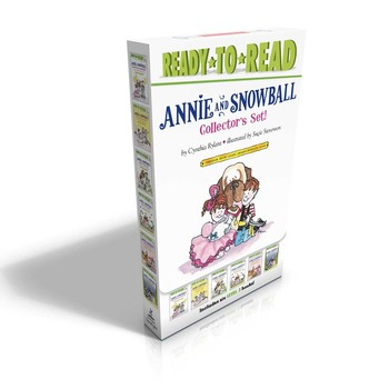Annie and Snowball Collector's Set!