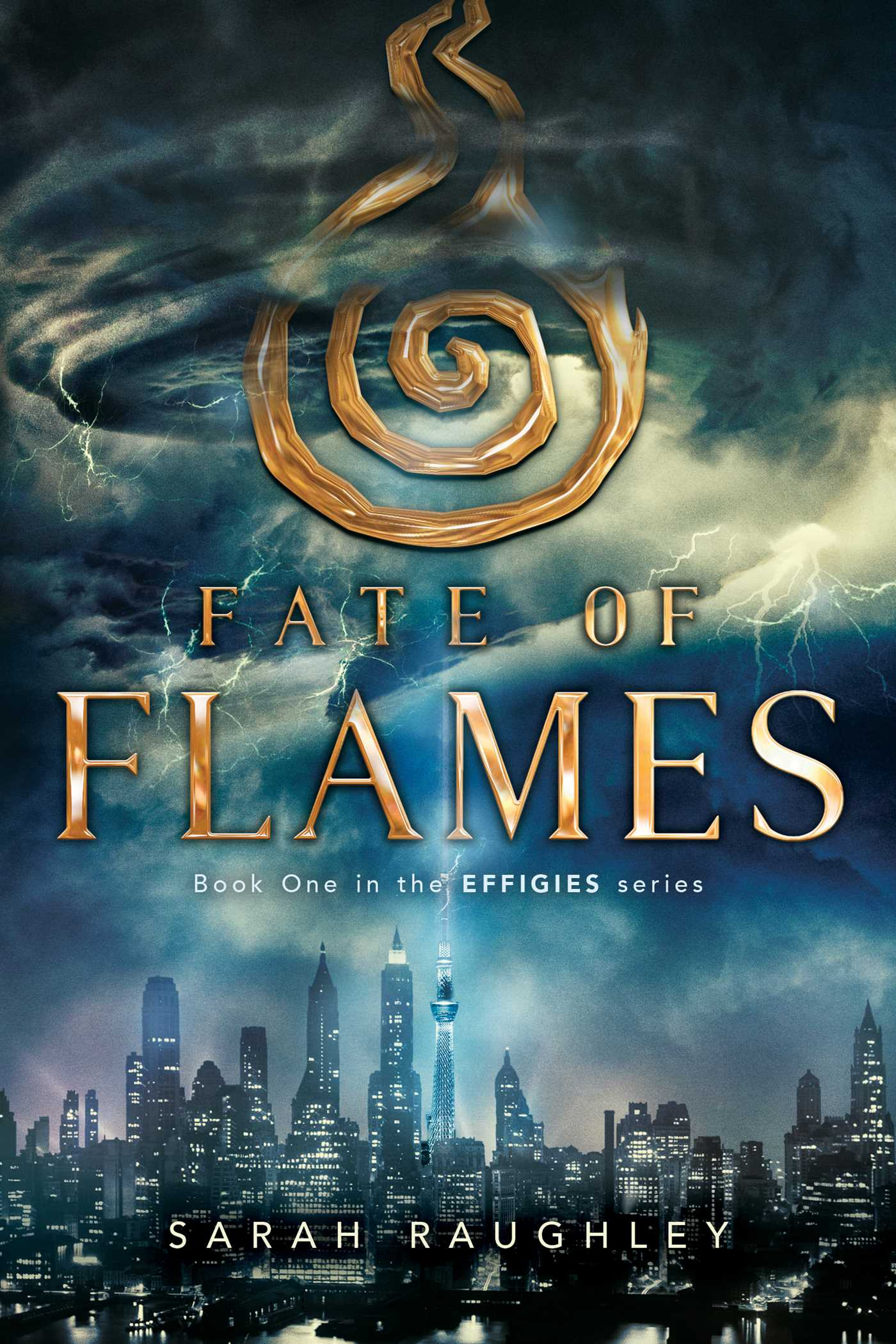 Fate of flames 9781481466783 hr