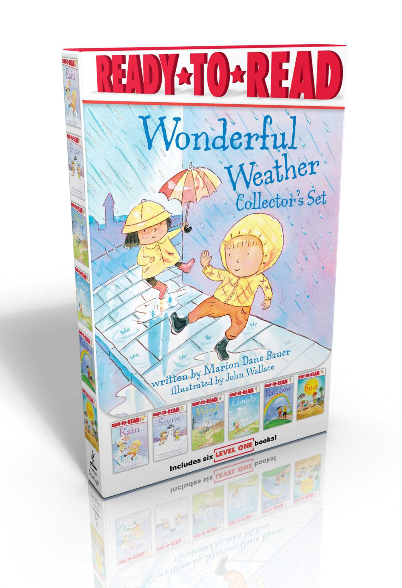 The wonderful weather collectors set 9781481466943 hr
