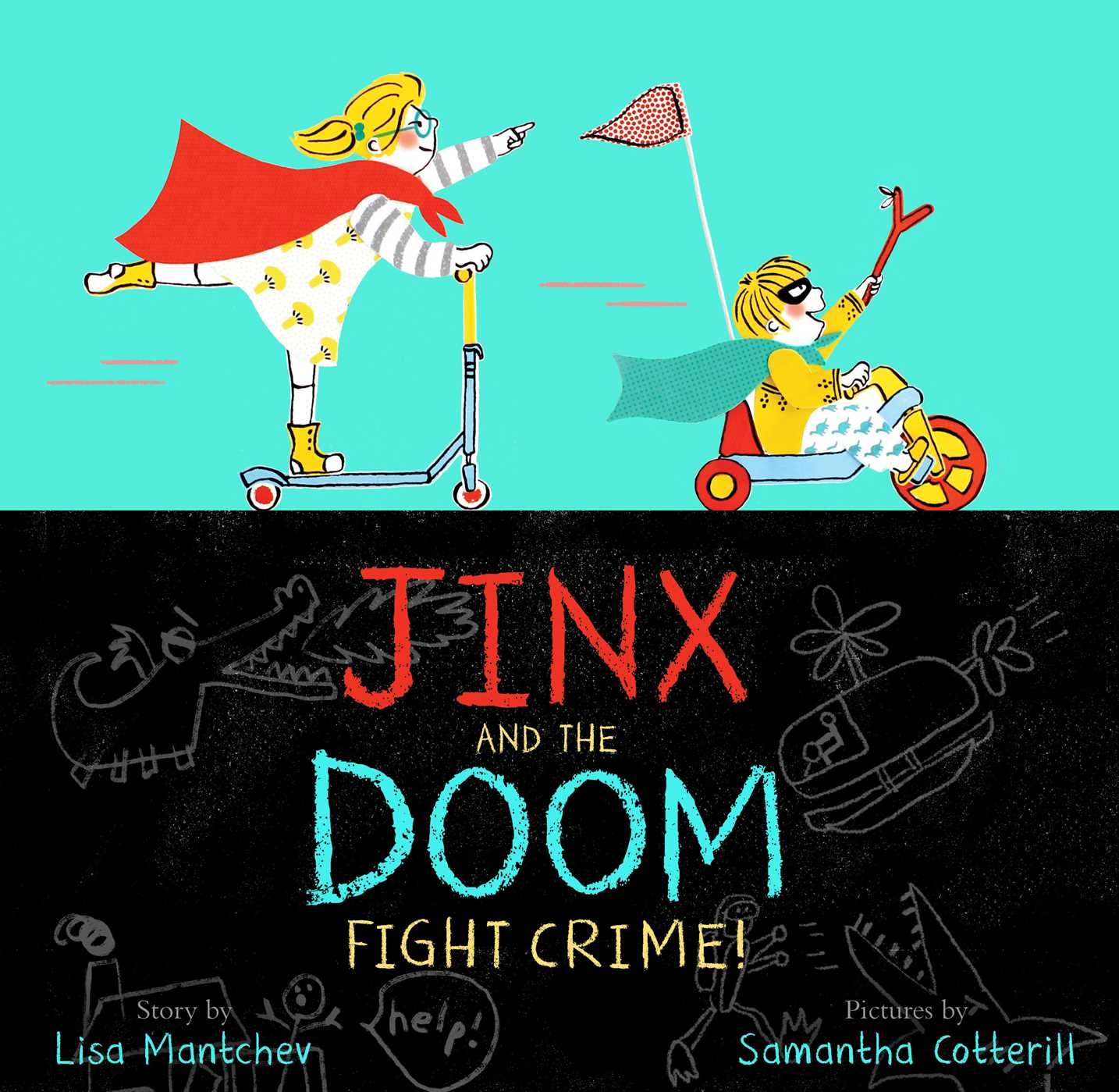 Jinx and the doom fight crime 9781481467018 hr
